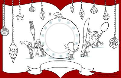 Printable placemats celeste gagnon illustrations