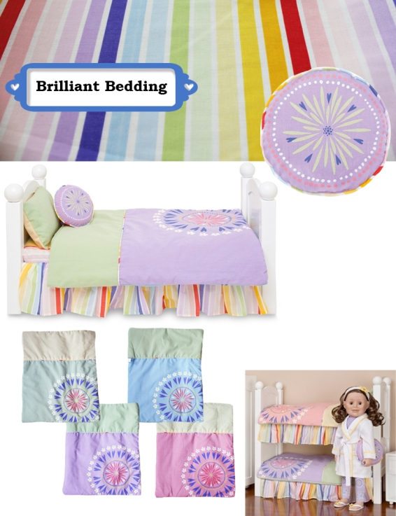 bedding collage
