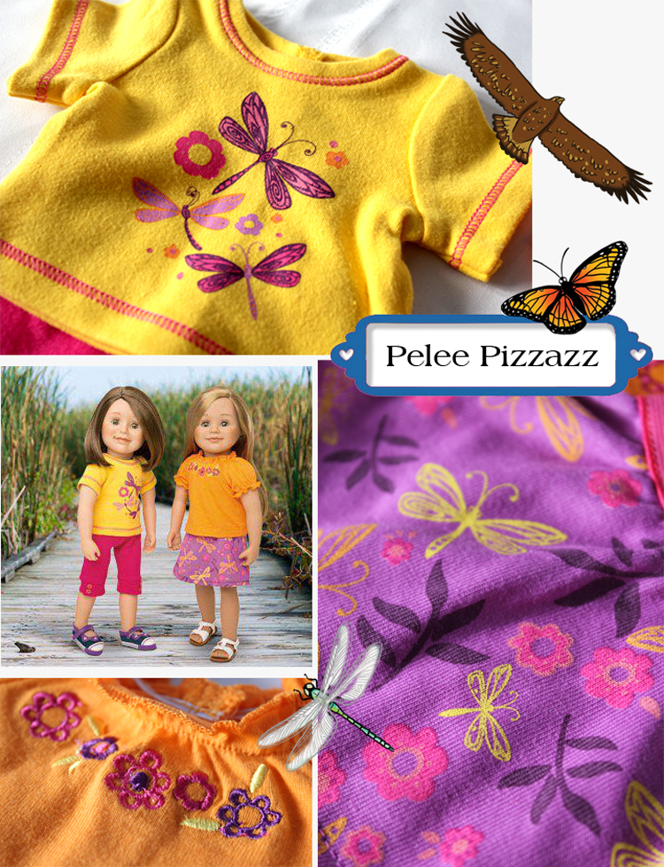 Pelee Pizzazz collage