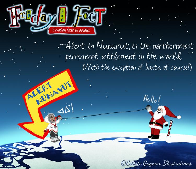 Nunavut fact