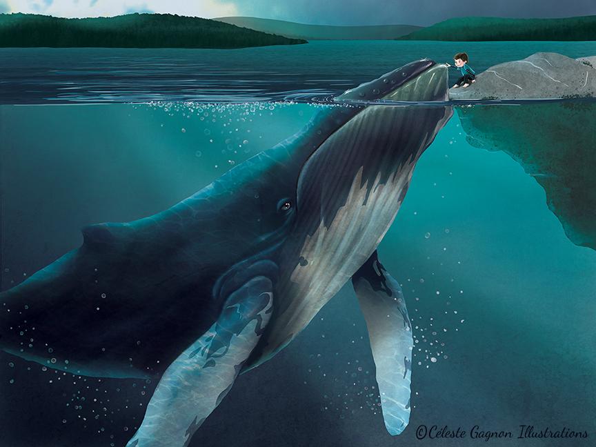 Whale texture - photo#21