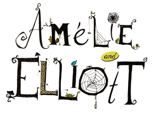amelie and elliott letters