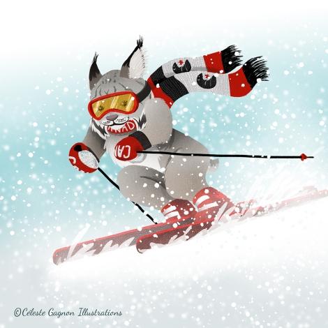 Lynx ski