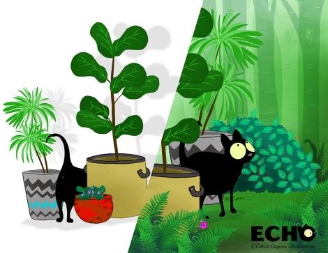 Echo Plants #2