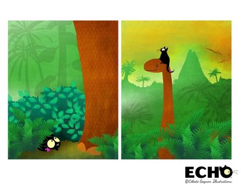 Echo Plants #4
