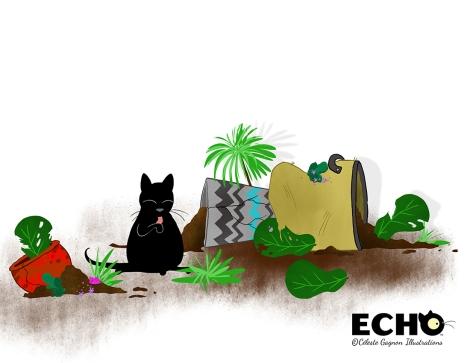 Echo Plants #5