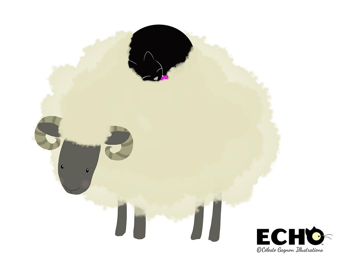 Echo Ram #3